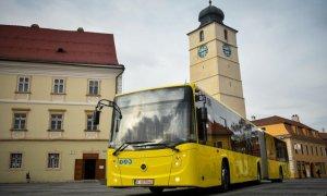 Wi-Fi gratuit în peste 100 de autobuze. Cine sunt beneficiarii?