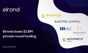 1,9 milioane de dolari investiție pentru startup-ul blockchain Elrond