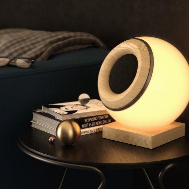 Lampa inteligentă Oupio creată de un român, campanie pe Indiegogo