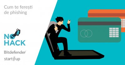 #NOHACK - De ce este phishing-ul puternic și îți fură datele și banii