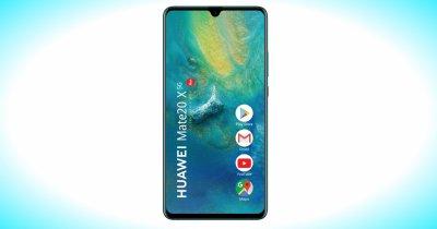 Smartphone-ul 5G Huawei Mate 20 X (5G), disponibil oficial pe piață