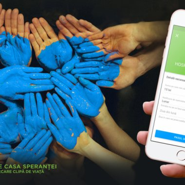 Utilizatorii mobilPay Wallet pot dona pentru ONG-uri în aplicație
