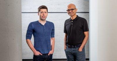 Pariul de 1 miliard de dolari al Microsoft: investiție în OpenAI
