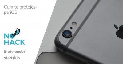 #NOHACK - Cum să te protejezi pe un dispozitiv cu iOS