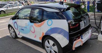 Serviciul de car sharing eGO, accesibil tuturor celor care au card