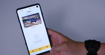 REVIEW Cum plătești cu mobilul prin aplicația RaiPay de la Raiffeisen