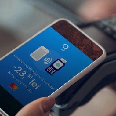 George Pay: Plătești cu smartphone-ul Android dacă ești client BCR