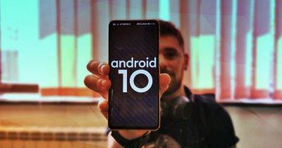 PREVIEW Android Q și EMUI 10 pe Huawei P30 Pro: schimbări de impact