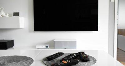 Orange: Televizoare 4K în rate și Netflix gratuit pentru trei luni