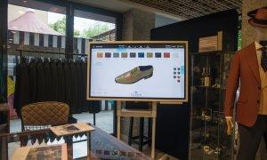Tudor Tailor: Aplicație 3D să-ți faci pantofii singur&extindere în UE