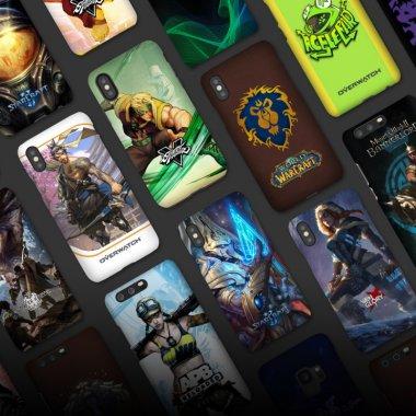 Razer începe să vândă și carcase cu tematică de gaming