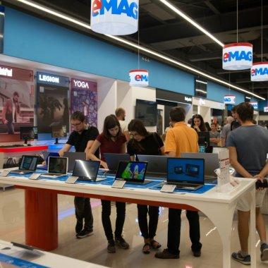 Cel mai mare Apple Shop eMAG va fi deschis la Băneasa