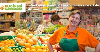 Franciza LaDoiPași: 1.000 de magazine în România