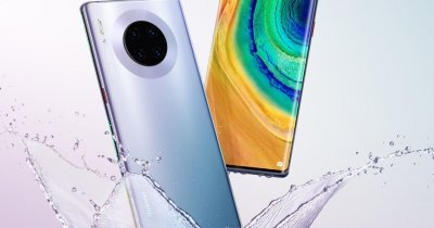 Huawei Mate 30 - noi imagini publicate pe internet înainte de lansare