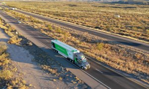 UPS investește într-o companie de camioane autonome