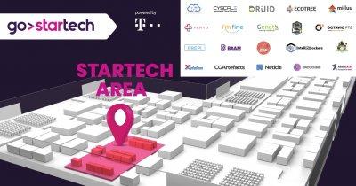 Care sunt startupurile care își vor prezenta soluțiile la GoTech World