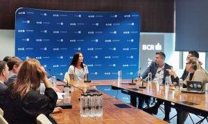 Zece startup-uri și-au prezentat ideile în 60 de secunde la BCR-InnovX