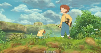 Ni No Kuni: Wrath of the White Witch, joc în viziunea lui Miyazaki