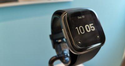 Fitbit Versa 2, lansat oficial în România: Cât costă ceasul smart