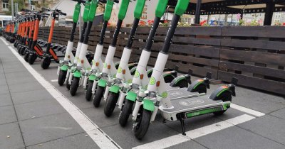 Primăria București dorește reglementarea trotinetelor electrice