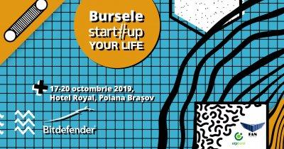 Bursele Startup Your Life by Bitdefender. Cum ajungi la tabără