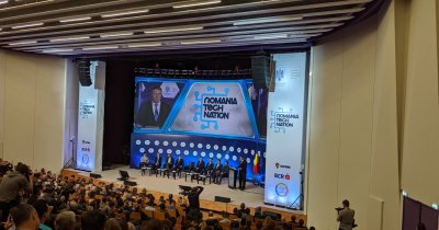 """Klaus Iohannis: """"Națiunile viitorului sunt națiuni tehnologice"""""""