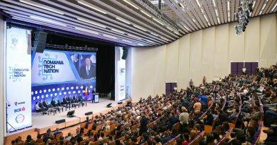 Romania Tech Nation: țara noastră, hub regional pentru cercetare&tech