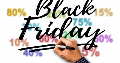 Black Friday 2019: când începe și ce plănuiesc să cumpere românii