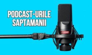 Podcast-uri de weekend: securitate, Selly, Adi Hădean și agricultură