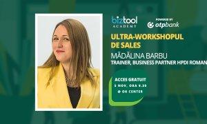 BizTool Academy, ultra-workshop gratuit: rolul vânzătorului în companie