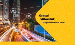 Oameni și stâlpi: cum vom aprinde orașele-n viitor?