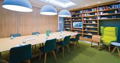 Franciză Regus: cum intri pe piața spațiilor de lucru flexibile