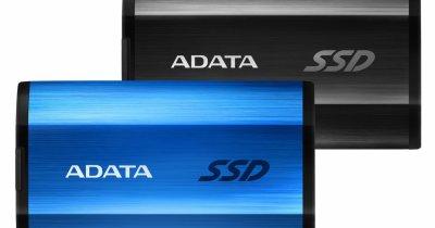 ADATA anunță lansarea SSD-ul extern rezistent la apă, praf și șocuri