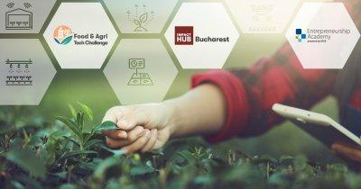 Pre-accelerator pentru afaceri din agricultură și alimentație