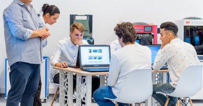 S-a lansat SmartLab Măgurele. Elevii au acces gratuit la tehnologie