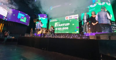 Startup Spotlight 2019. Cine a câștigat premiul de 125.000 de euro