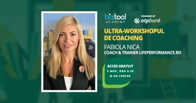 BizTool Academy, ultra-workshop gratuit: coaching pentru antreprenori