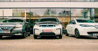 Spark, 13500 de instalări la aplicația de carsharing. Introduc BMW i3