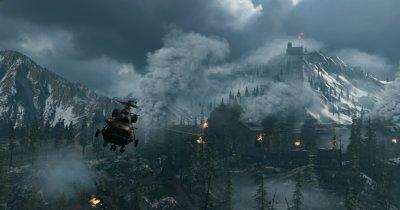 Activități de weekend: Call of Duty: Modern Warfare, revenire de formă