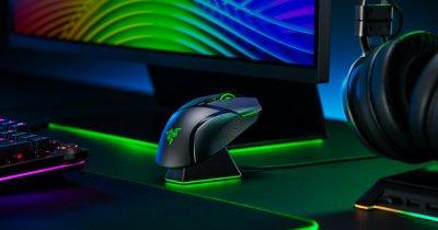 Noi mouse-uri de la Razer: Basilisk Ultimate și Basilisk X HyperSpeed