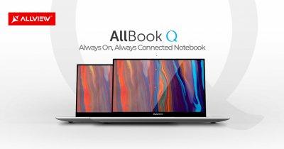 Allview lansează un laptop cu Snapdragon 835 și Windows