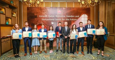 8 tineri români au participat la programul Huawei Seeds for the Future