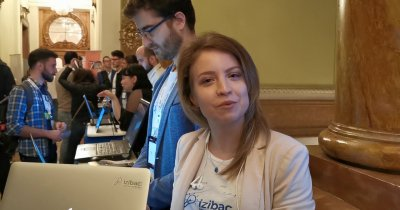 iziBac, startup din acceleratorul BCR InnovX, locul 2 la Startup Grind