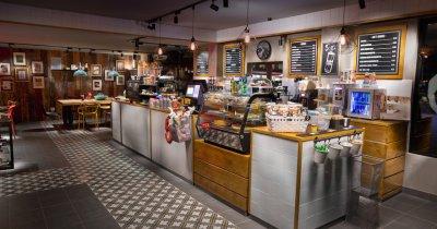 Românii de la 5 to go, în top 3 cele mai bune cafenele din Europa