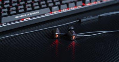 Noile căști ASUS ROG Cetra promit gaming fără zgomot pe orice device