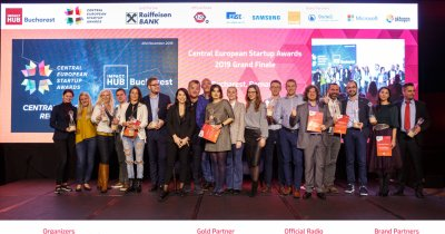 Central European Startup Awards 2019: câștigătorii finalei regionale