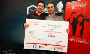 Future Makers 2019 - echipele câștigătoare în marea finală