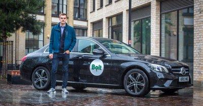 Bolt deschide hub în Londra și are 1,5 mil. clienți în 6 luni
