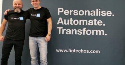 Românii de la FintechOS ridică o investiție de 14 milioane de dolari