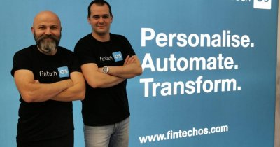 Romania's FintechOS raises 14 million USD in a series A financing